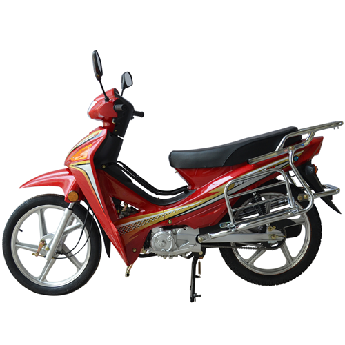 110cc Gasoline Moped Cub Motorcycle