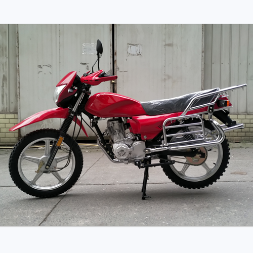 150cc Single Cylinder  4 Strokes  Air-cooled