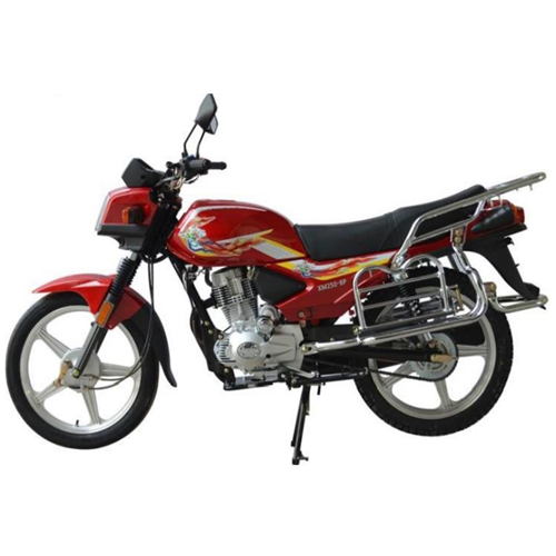 198cc 1-Cylinder  4-Stroke  air-cooled