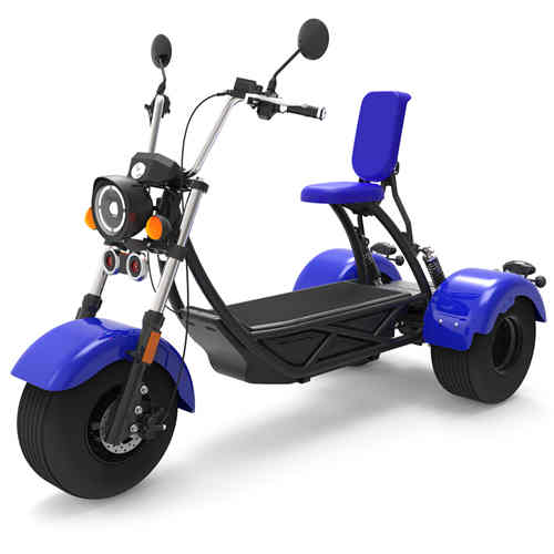 500W Adult Electric Tricycle