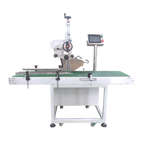 Courier Face Sheet Labeling Machine