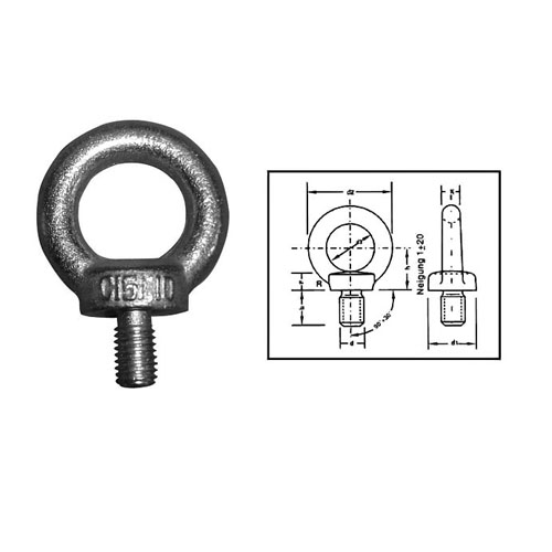DIN580 Eye Screw
