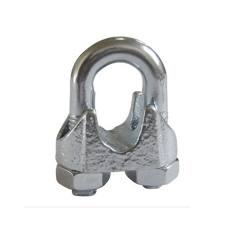 Din741 Galvanized Malleable Wire Rope Clips