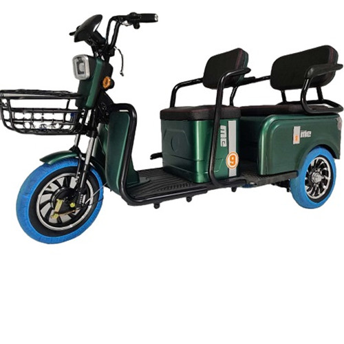 Full Open Passenger Electric Tricycles