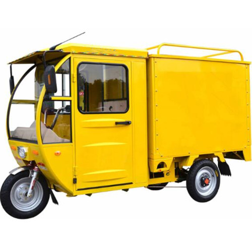 Fully and Semi-closed Electric Tricycle
