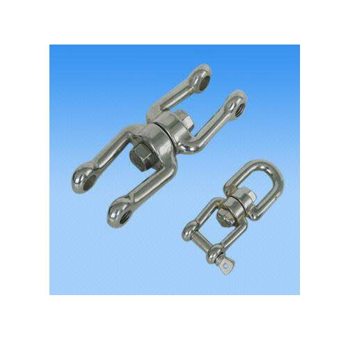 Stainless Steel Swivel Jaw and Eye