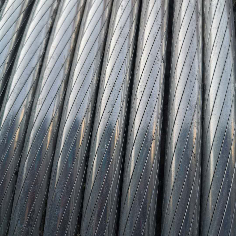 Dragging Composite Steel Wire Armored Cable