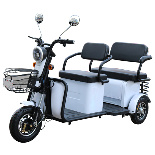 Luxury ElectricTricycle