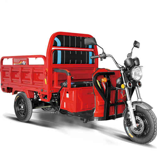 1500W Electric Cargo Tricycle