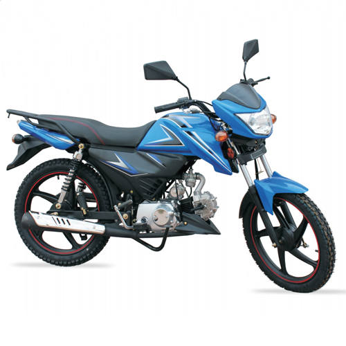 125cc Gas Motorcycle