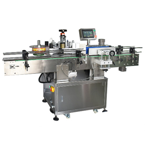 Rolling Round Bottle Labeling Machine