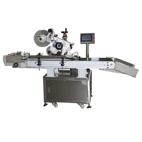 Paging Flat Labeling Machine