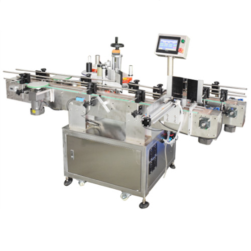 Six-sided Labeling Machine